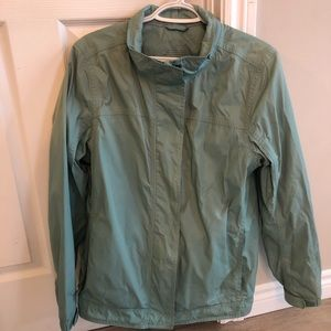 WindRiver Raincoat Mint Sz M